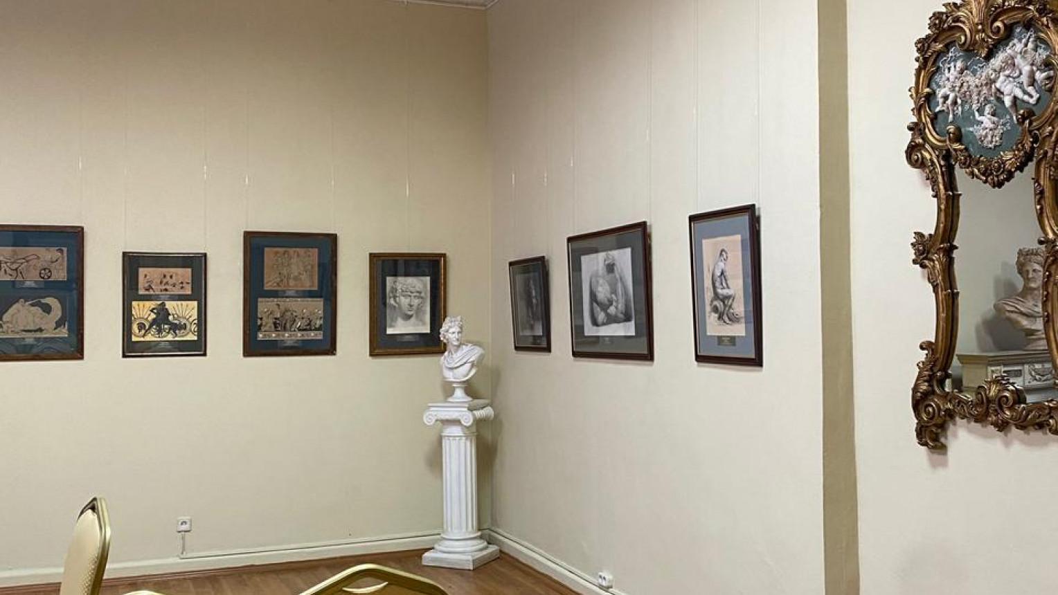 Музейный зал - фото №2
