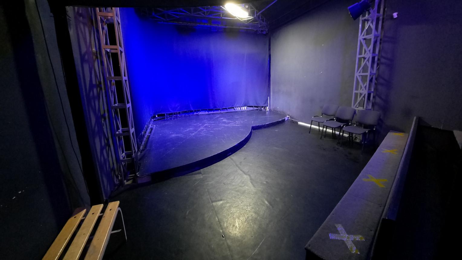 Театральный зал - фото №1