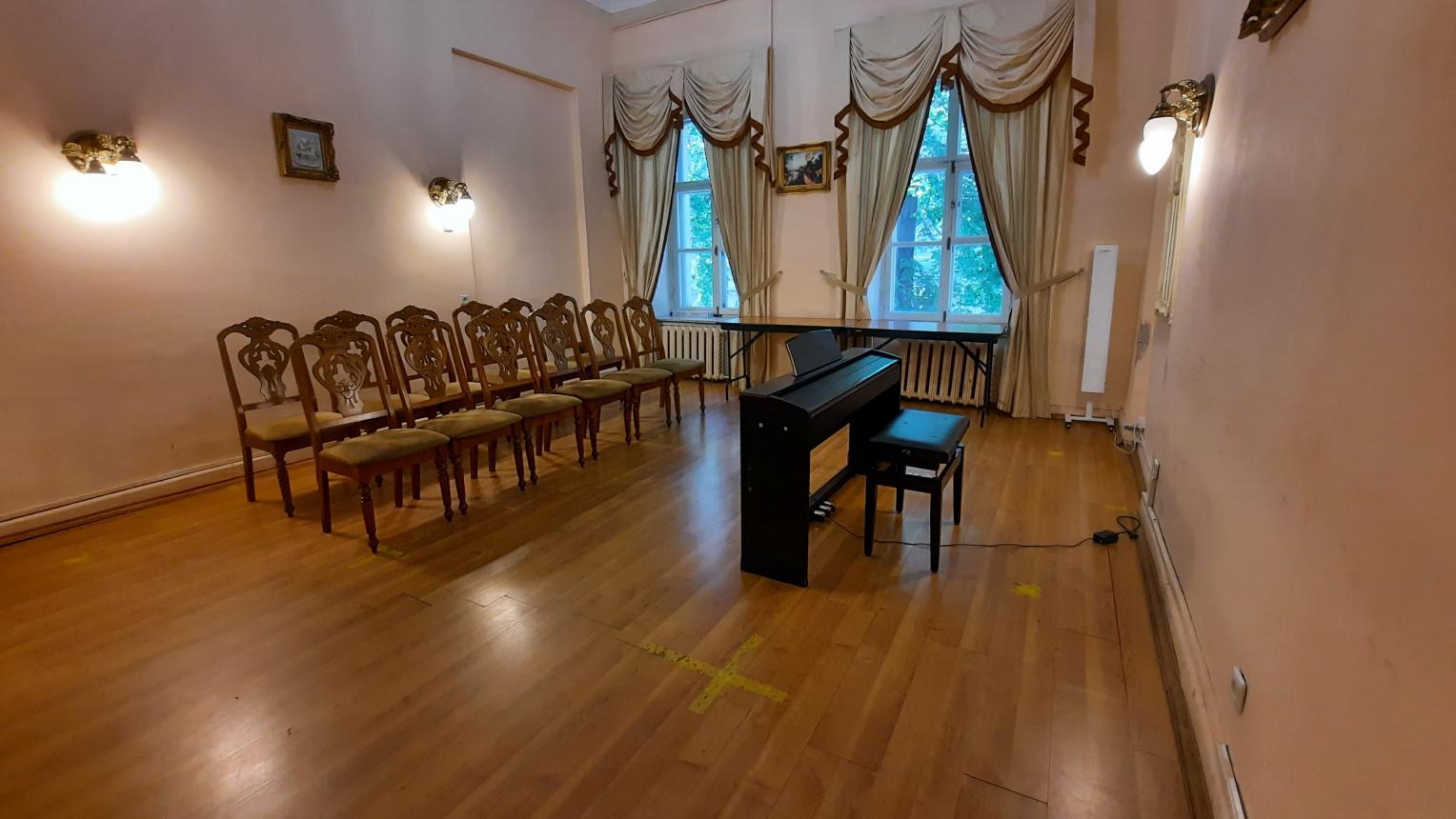 Музыкальный кабинет - фото №1