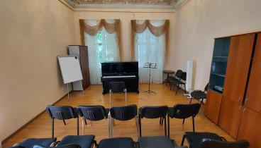 Музыкальный кабинет - 0