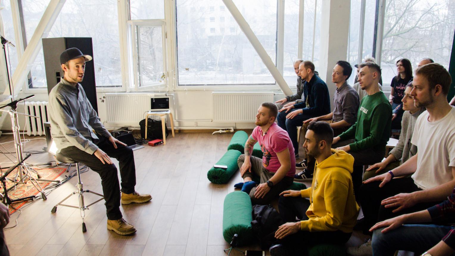 Пространство для йоги и других мероприятий - фото №6